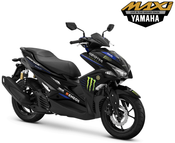 Aerox 155VVA R-Version Monster Energy Yamaha MOTOGP Edition