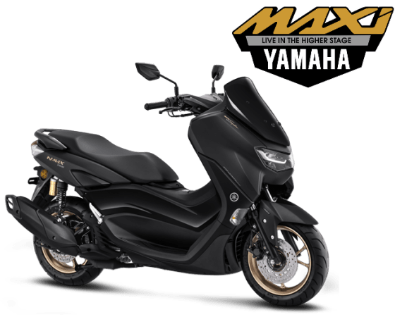 All New NMAX 155 Connected / ABS Version