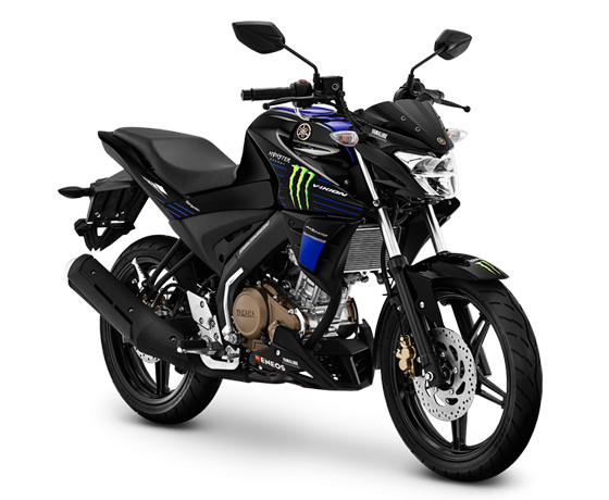 All New Vixion Monster Energy Yamaha Motogp Edition.