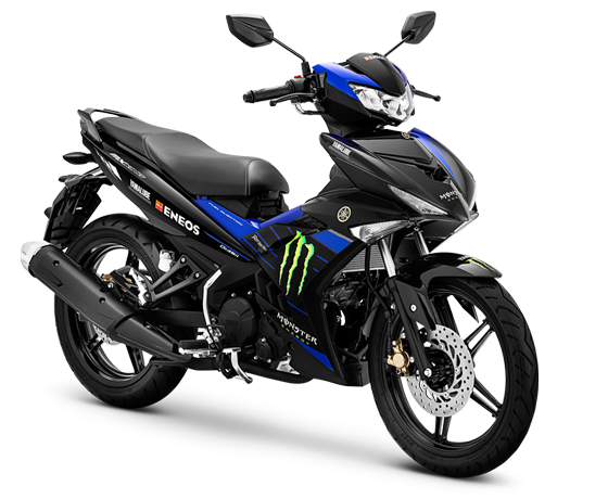 MX KING 150 MONSTER ENERGY YAMAHA MOTOGP EDITION.