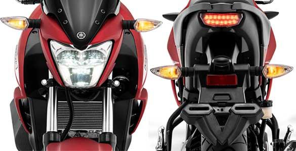LED Head Light & Tail Light