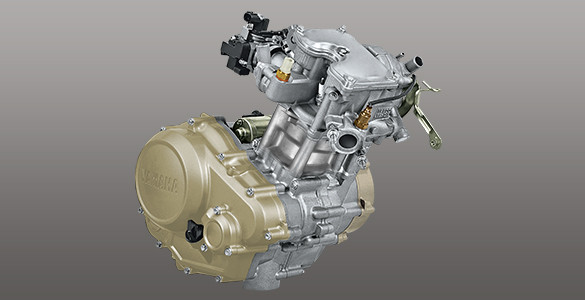 Big Torque Engine 150cc 4 valves
