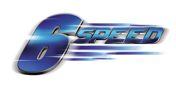 6 SPEED ENGINE