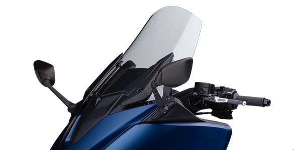 E-Adjustable Windscreen