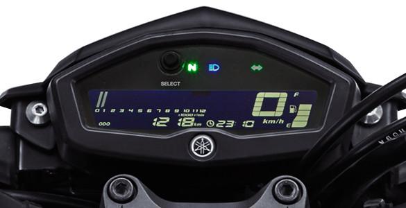 Full LED Speedometer