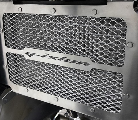 Radiator Cover NVA