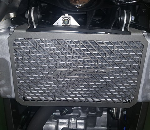 COVER RADIATOR STAINLESS